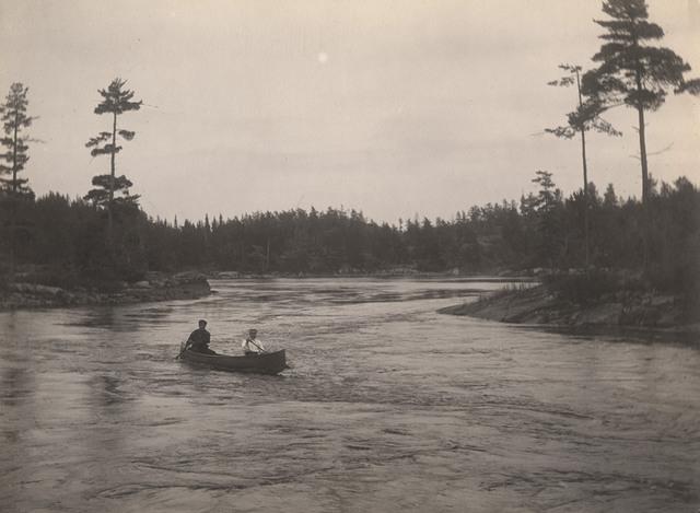 Canoeing, 1910