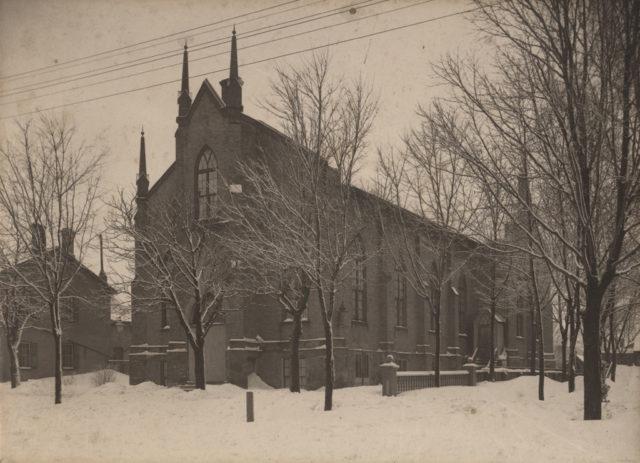 Church, date unknown