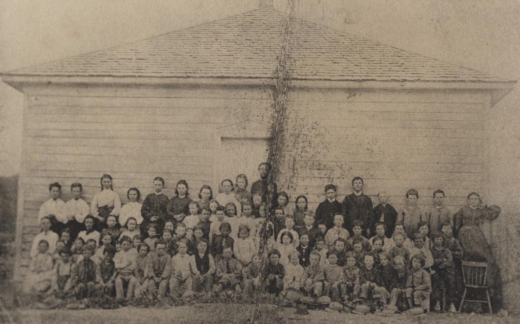Dungannon School, date unknown