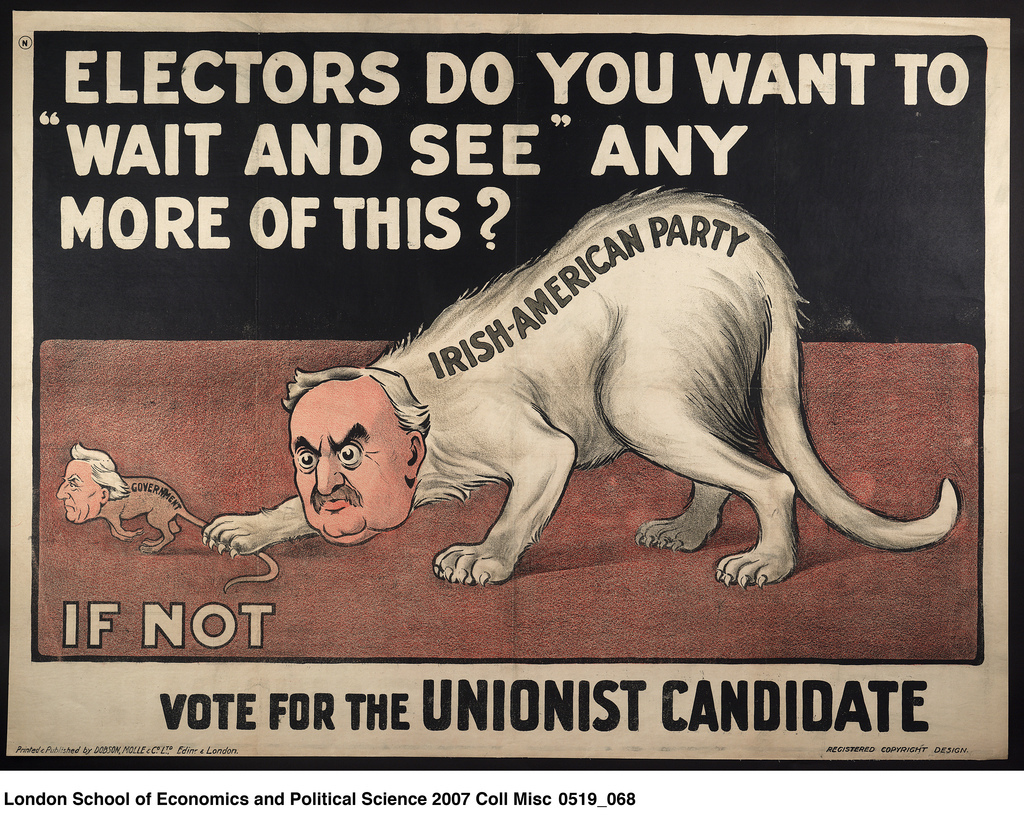 """Electors, do you want to """"wait and see"""" any more of this?"""