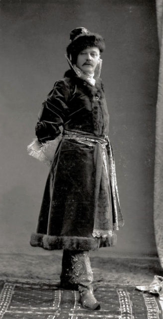 General-Major Yevgeniy Alexandrovich Gherngross