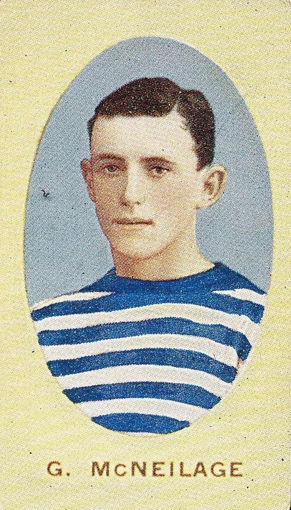 George McNeilage 1910