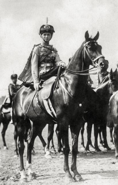 Grand Duchess Olga Nikolaevna