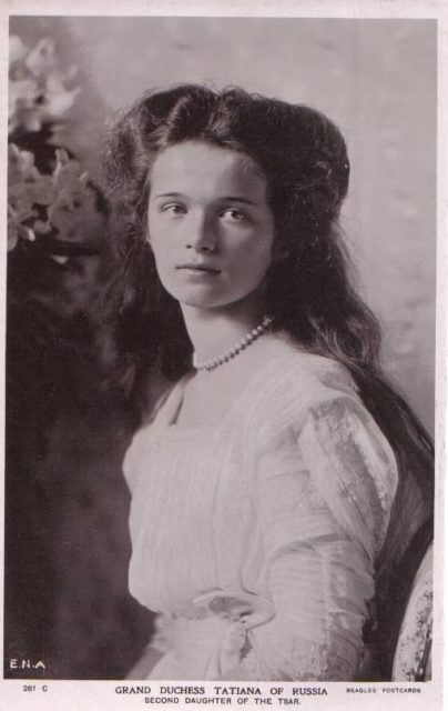 Grand Duchess Olga Nikolayevna of Russia