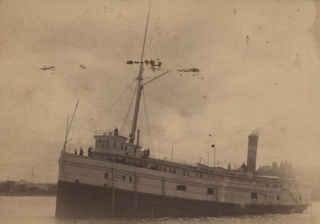 Monarch, Goderich Harbour, date unknown