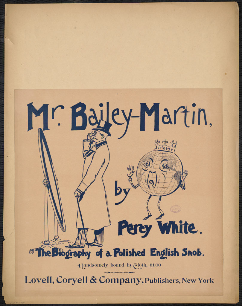 Mr. Bailey-Martin by Percy White