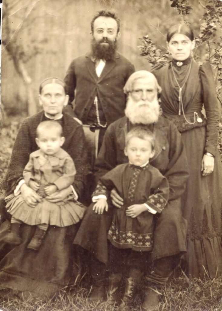 Murom. Events and people. The Tagunov family. 1900's, Vladimir Province, Russia