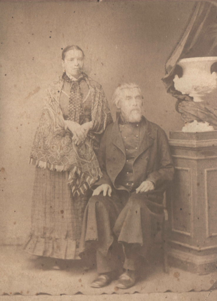 Murom, Married couple. 1900s