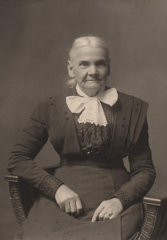 Портрет тети Шарлотты, дата неизвестна