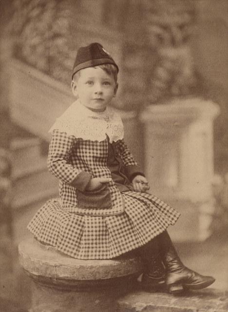 Portrait of Darius R. Sallows, date unknown