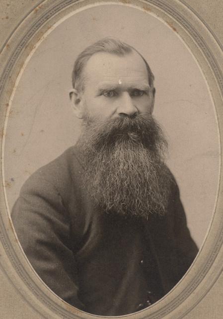 Portrait of Dr. McLean, date unknown