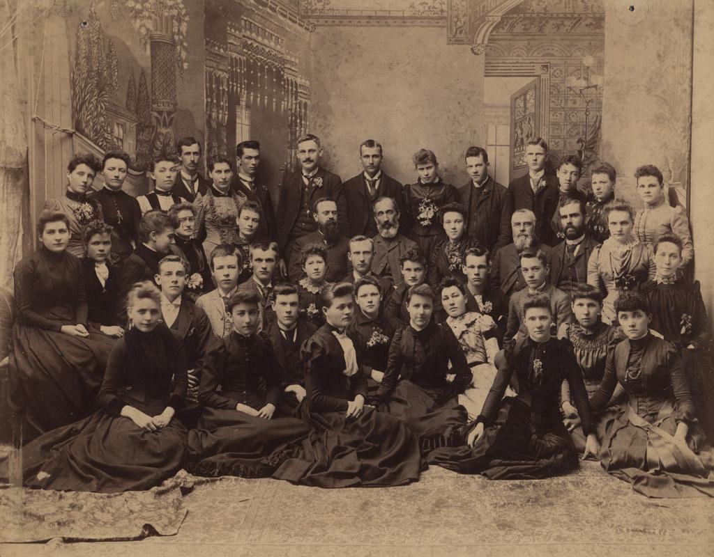 Портрет большого собрания, дата неизвестна