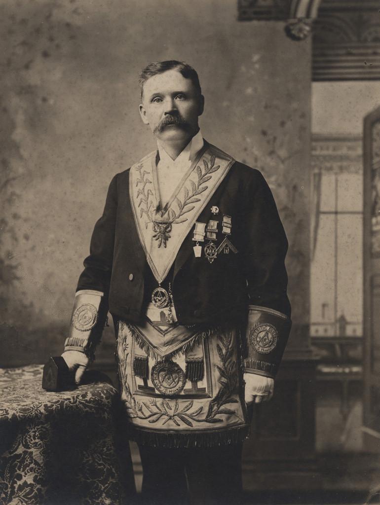 Портрет майора Джозефа Хемсворта, дата неизвестна