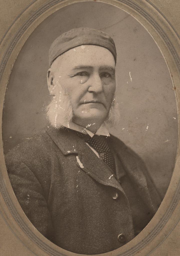 Портрет г-на Диксона, дата неизвестна