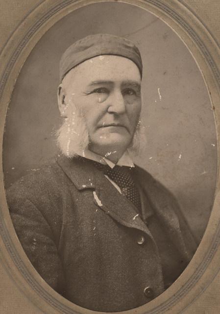 Portrait of Mr. Dickson, date unknown