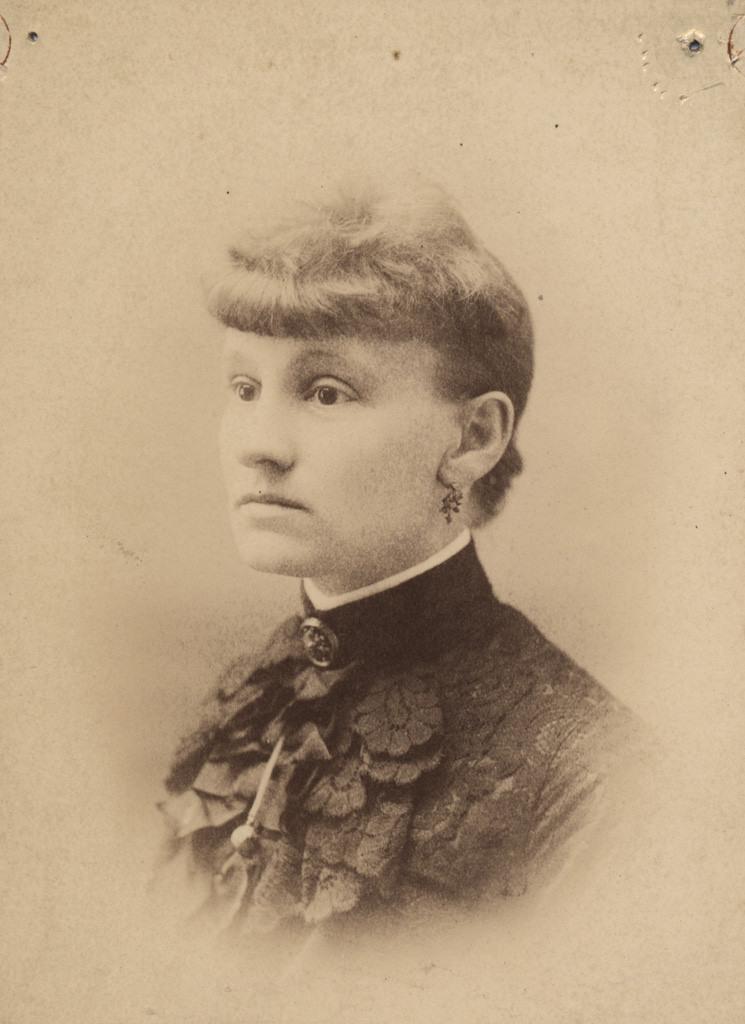 Портрет миссис Джеймс Робинсон, дата неизвестна