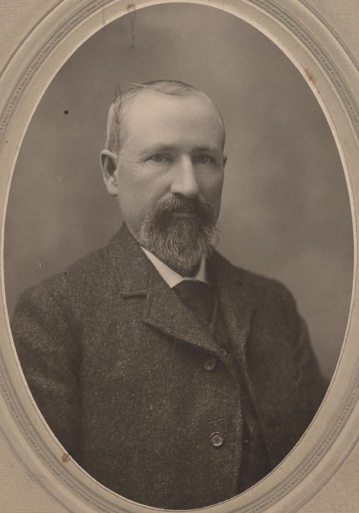Portrait of William Lee, date unknown