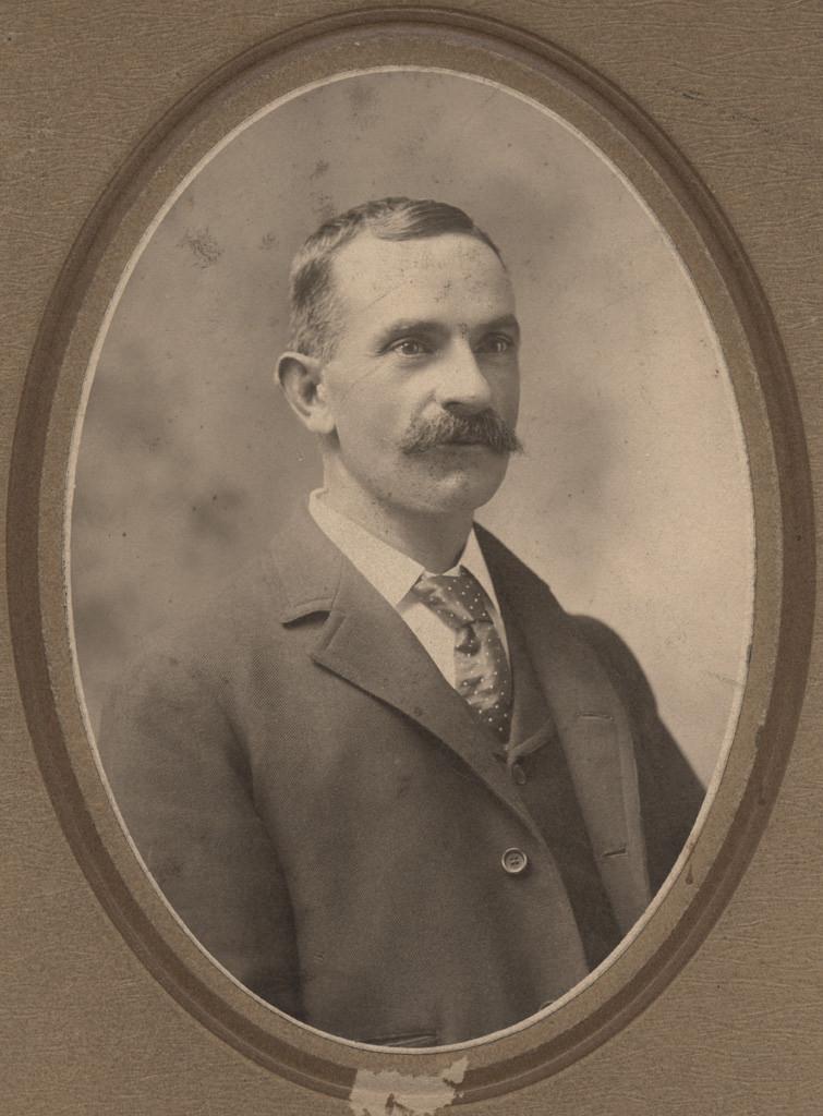 Portrait of William Marlton, date unknown