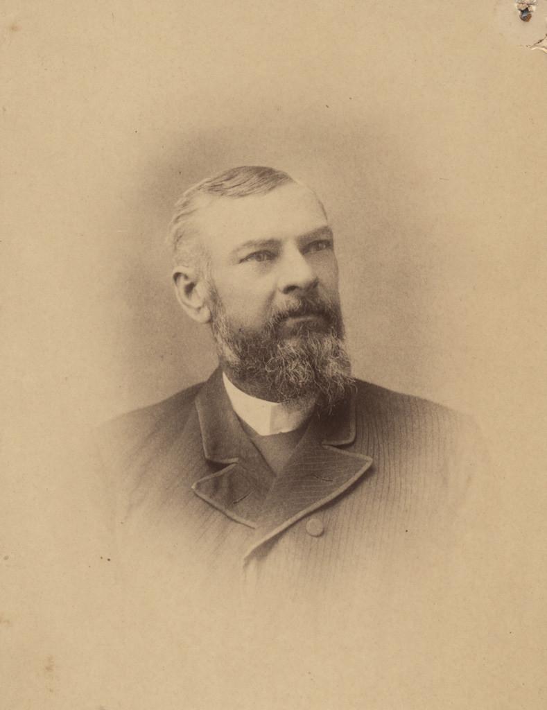 Portrait of William McLean, date unknown