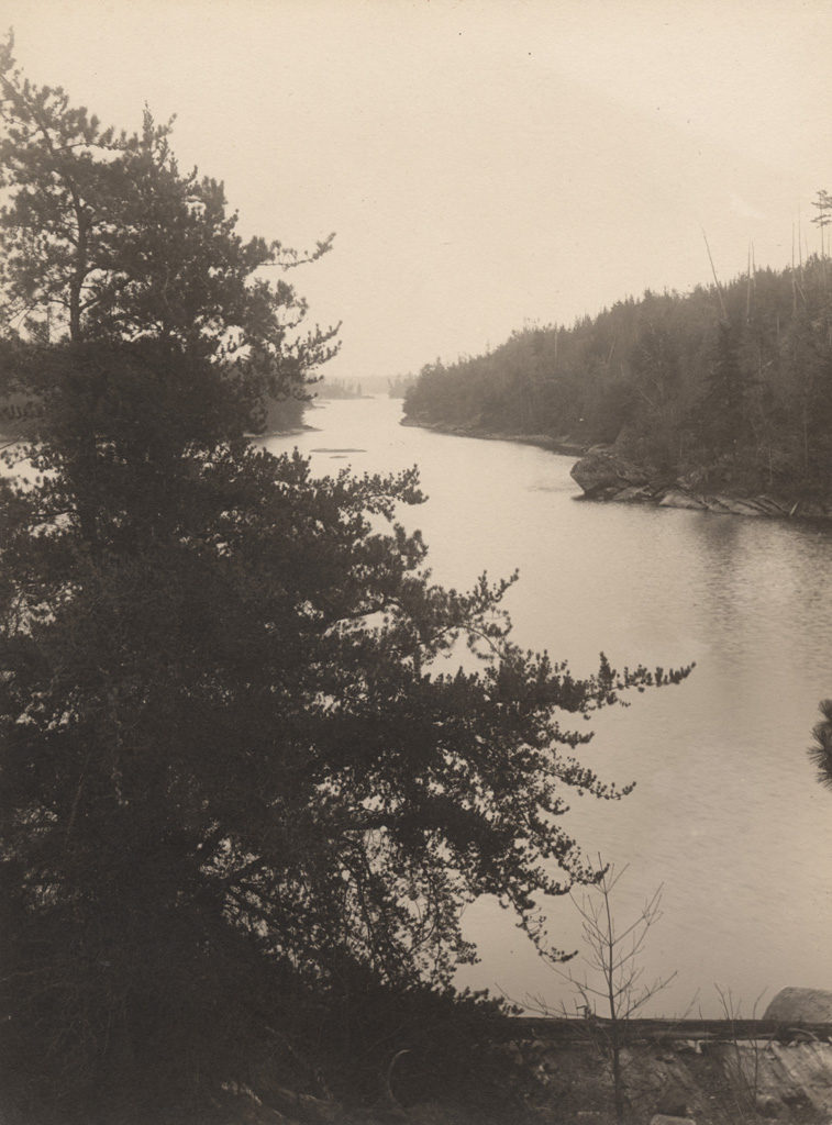 River, 1910