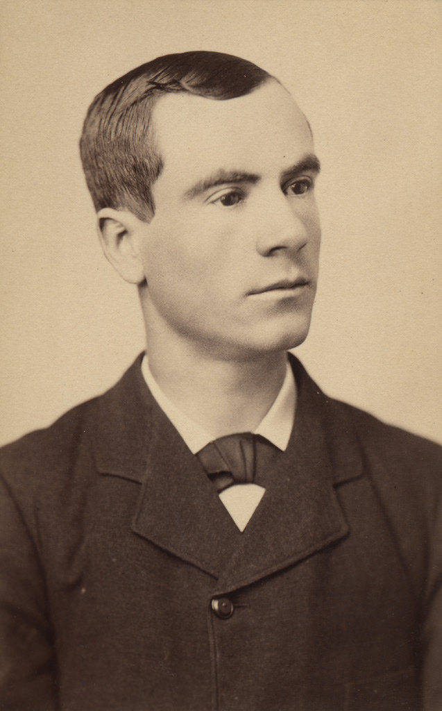 Self-portrait, as young man, date unknown