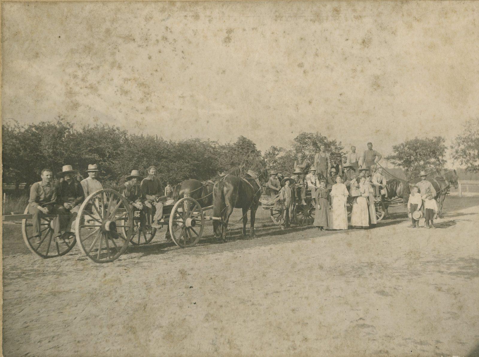 Snowden Farm, c. 1900-1910