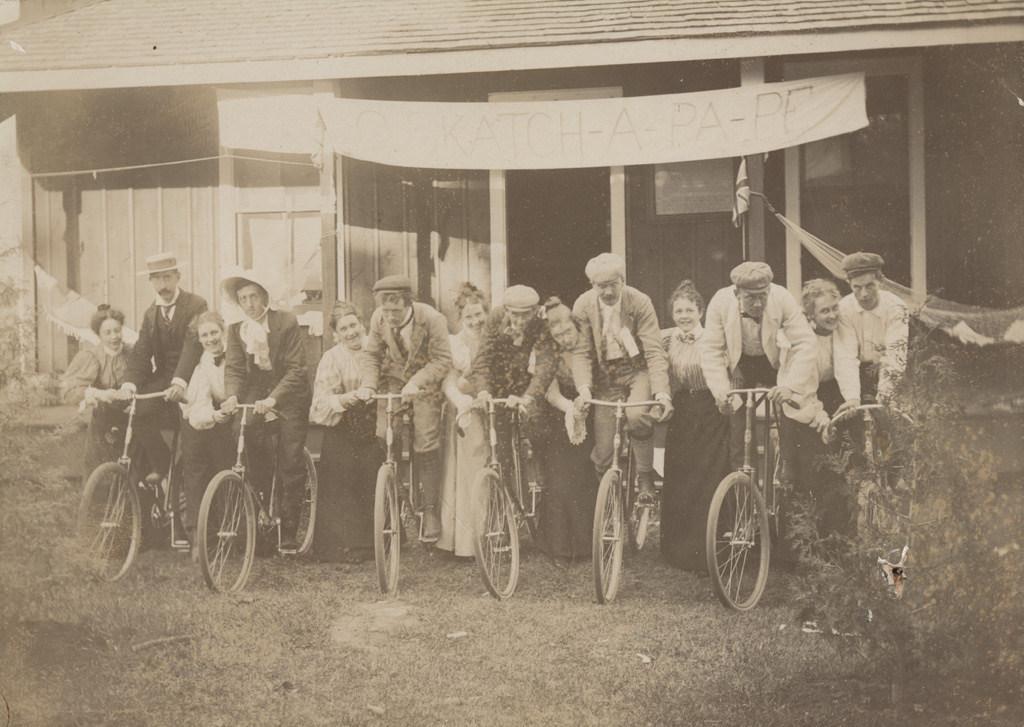 Начало, 1897 год