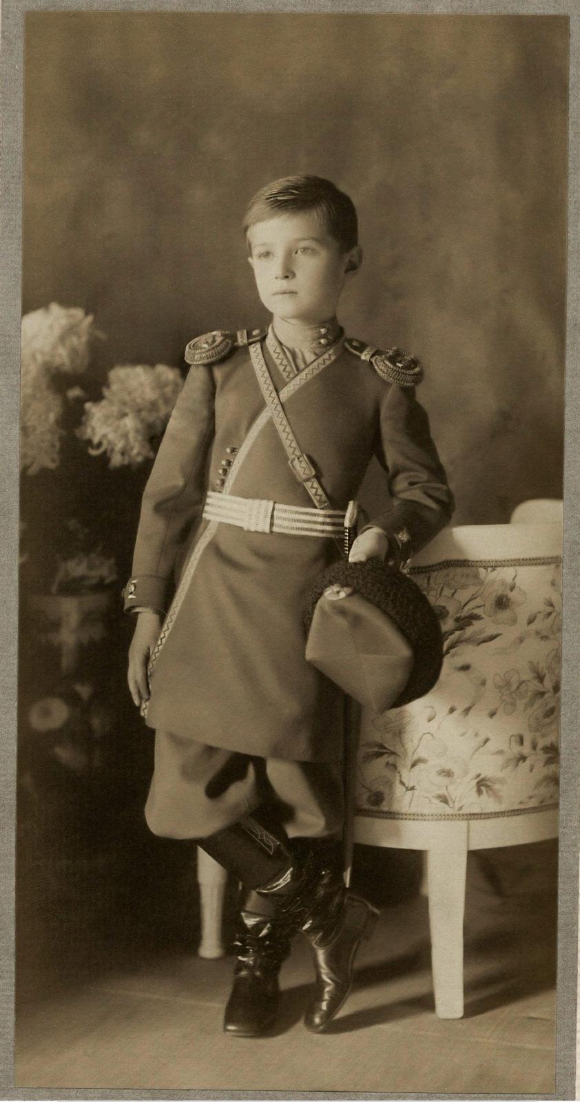 Tsesarevich Alexei Nicholaevich