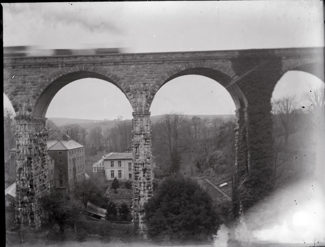 Viaduct and maybe a Mill  -  found to be Kilnap Viaduct, Cork