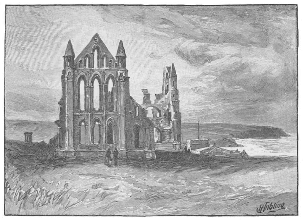Whitby Abbey - Project Gutenberg eText 16785