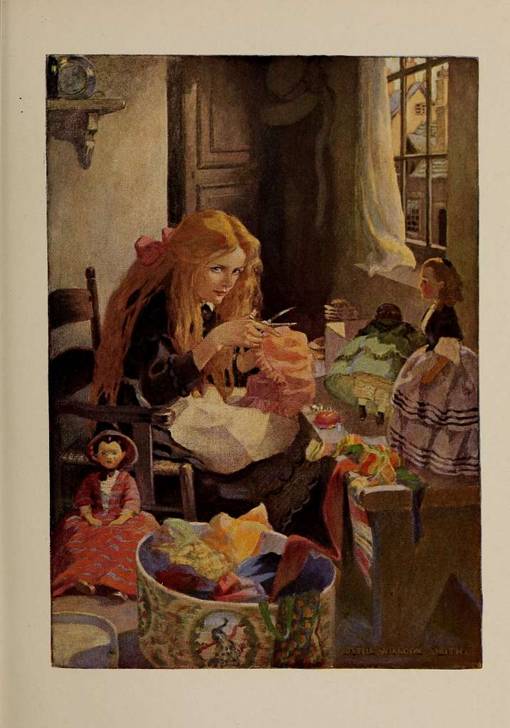 Dickens's Children illustrated by Jessie Willcox Smith, 1912