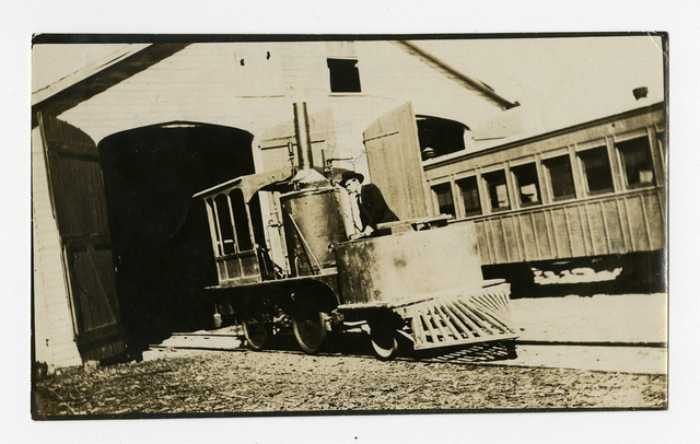 Early photographs of railroads of Texas and its southern border.