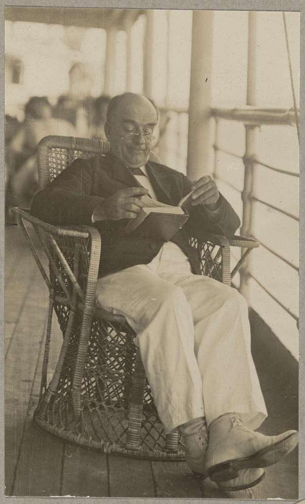 George Wise 1912