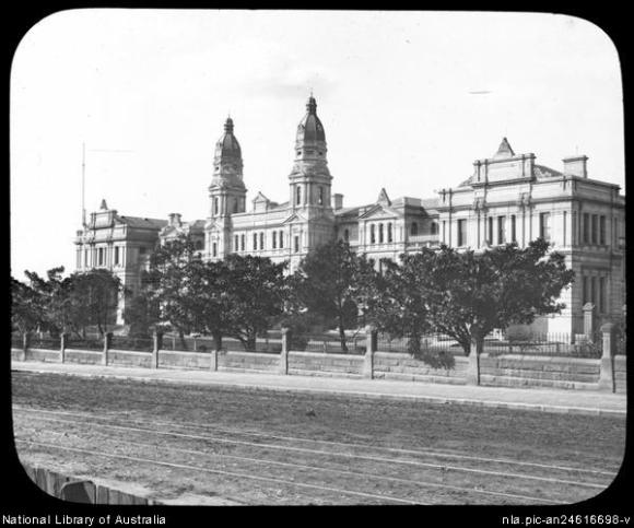 G.W. Wilson & Co. 1912, Institution for the Deaf, Dumb and Blind, Sydney)