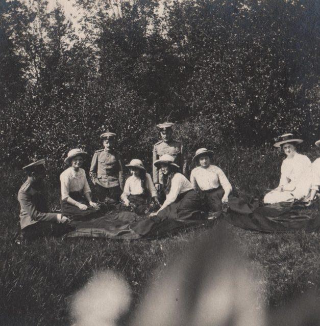 Romanov Family Members