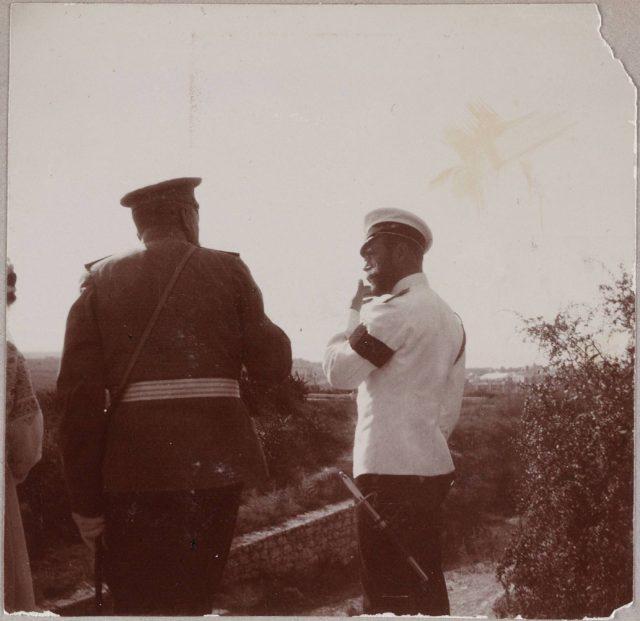 Family of Nicholas II Romanov in Sevastopol