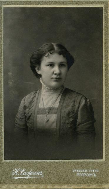 Murom, Natalia Molchanova. 1912-1913