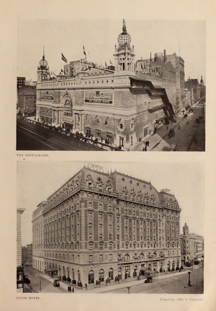 New York Illustrated, 1913