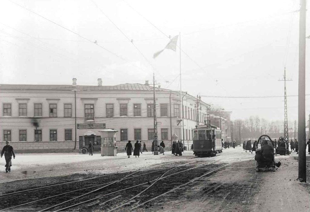 Arkhangelsk Tram (Archangel)