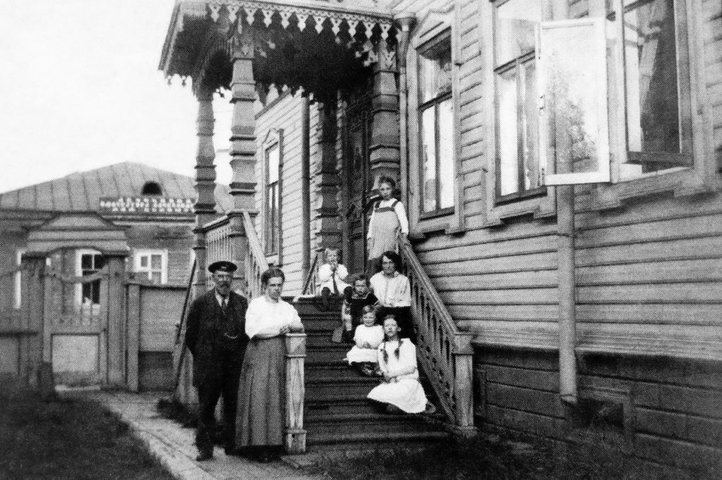 Arkhangelsk residents (Archangel)
