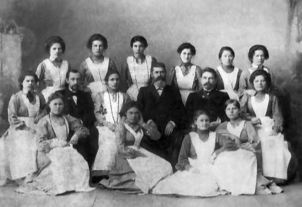 Arkhangelsk Nurse school (Archangel)