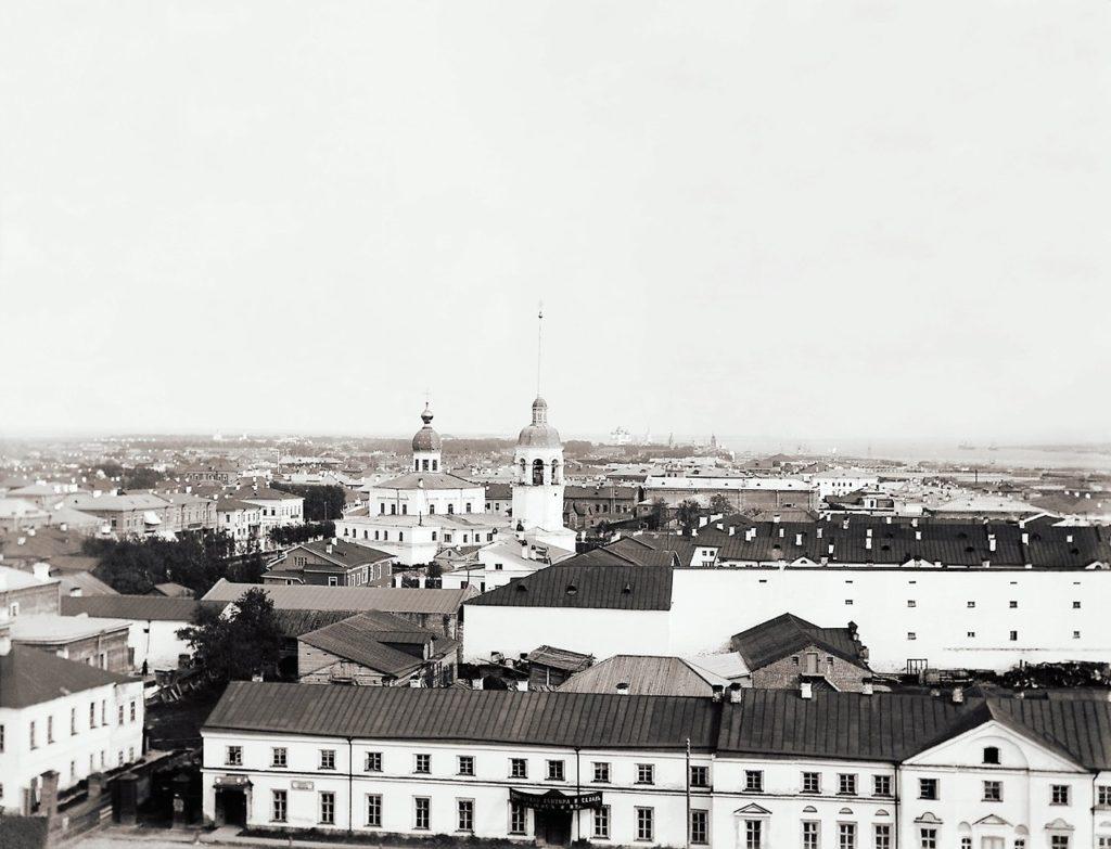 Arkhangelsk view