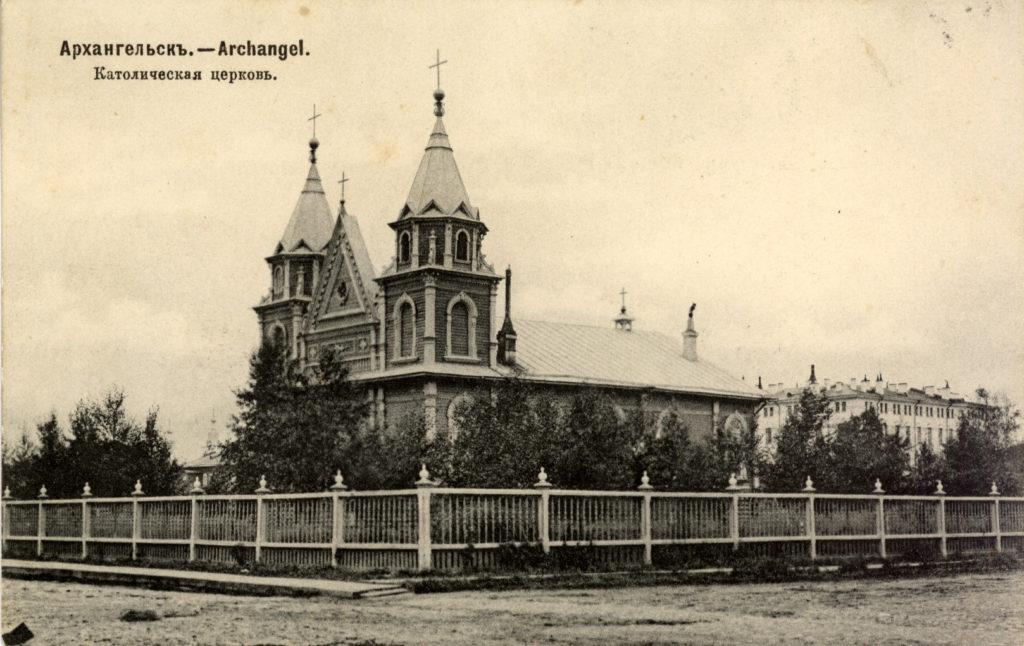 Catholic Church - Arkhangelsk (Archangel)