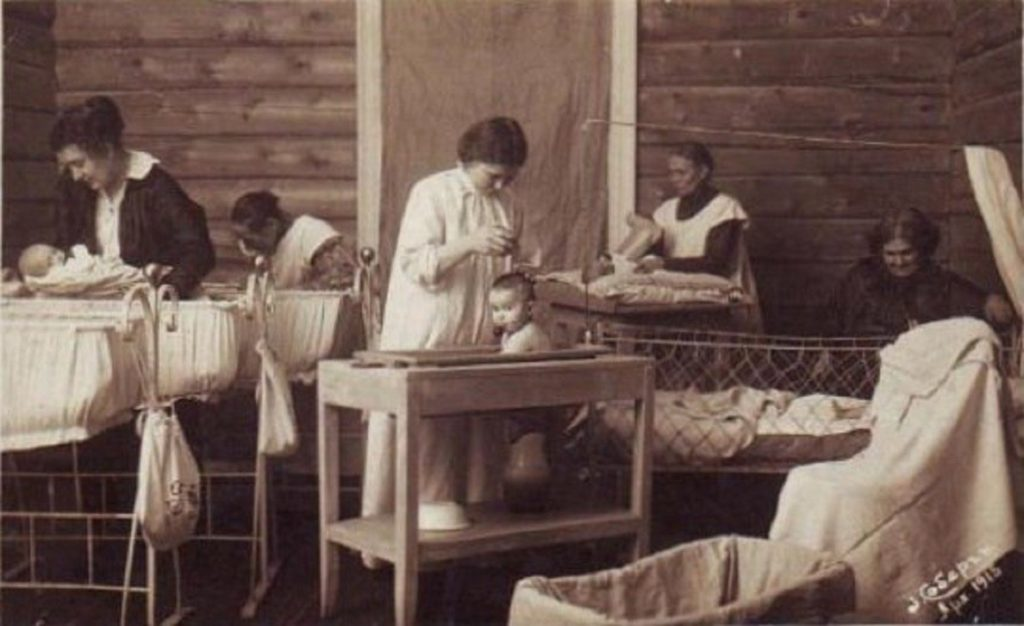 Charitable society at the Arkhangelsk city hospital