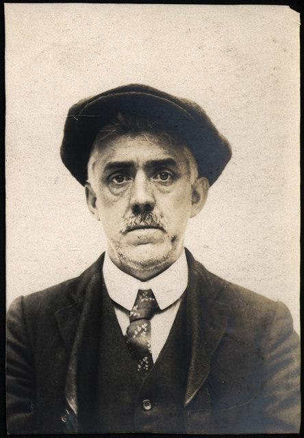 George Bamlett, grocer, arrested for assault