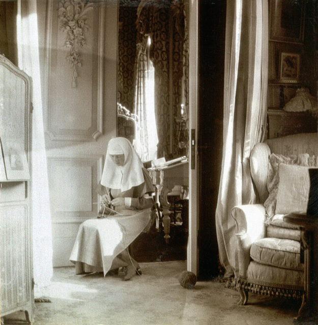 Grand Duchess Olga Nicholaevna. 1914.