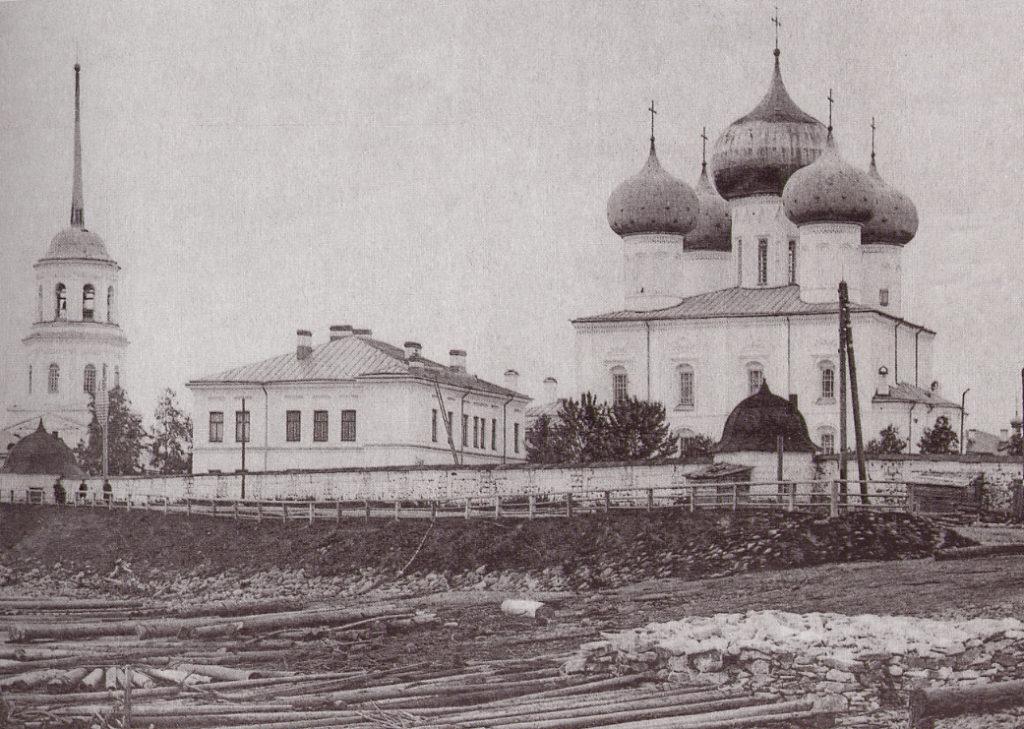 Monastery. Arkhangelsk (Archangel)