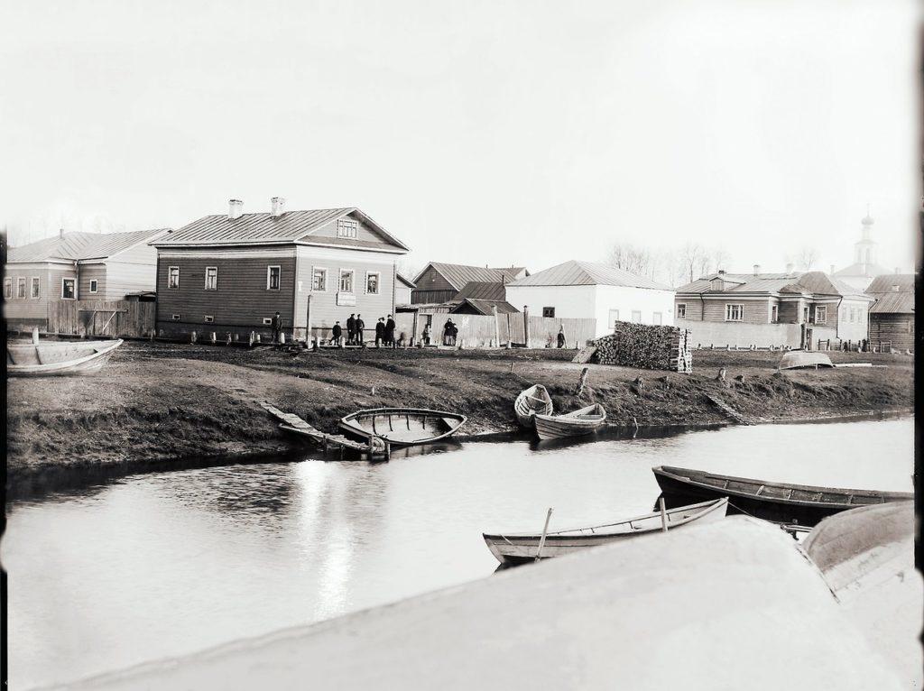 Boats, Arkhangelsk