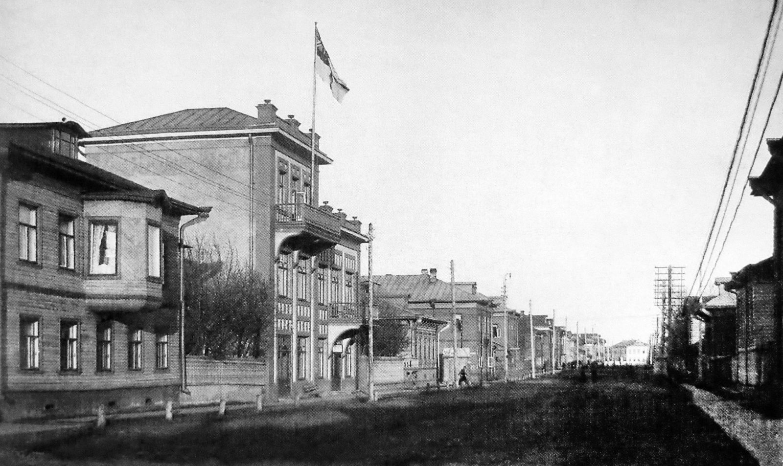 Pskov Avenue Arkhangelsk (Archangel)