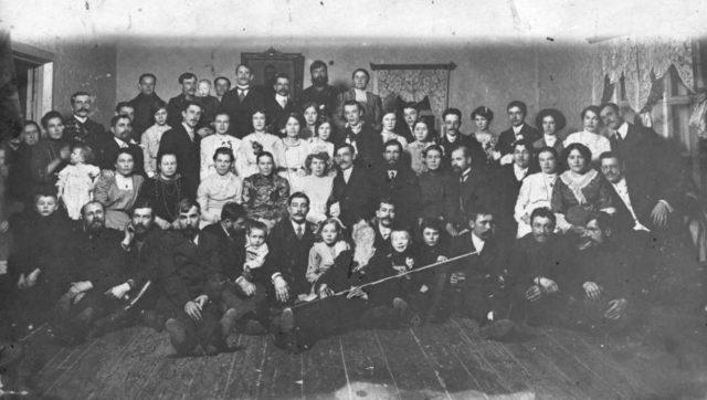 People of Onega, Arkhangelsk region, Russia, White Sea.